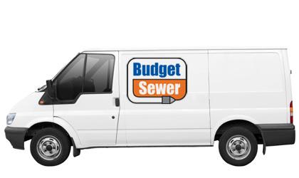 budget sewer van