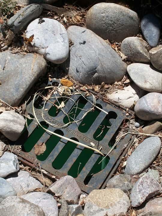 budget sewer storm drain
