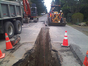 budget sewer workers video sewer repair