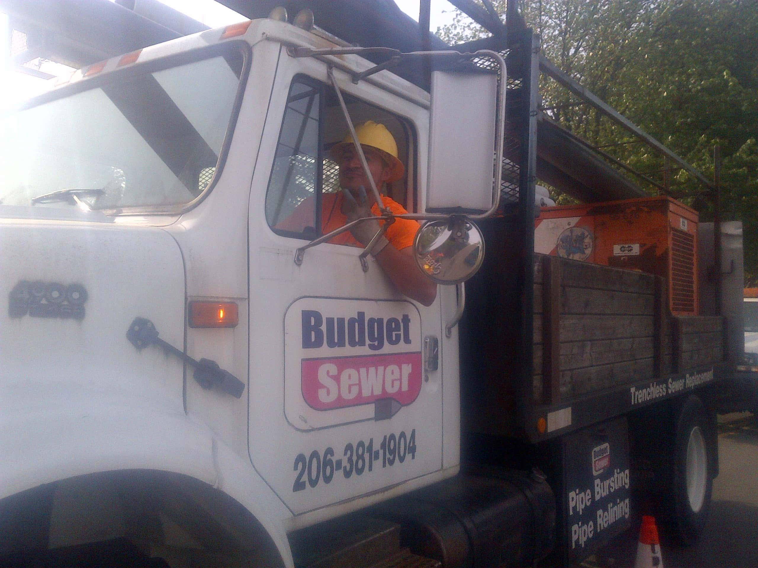 Budget Sewer Workers
